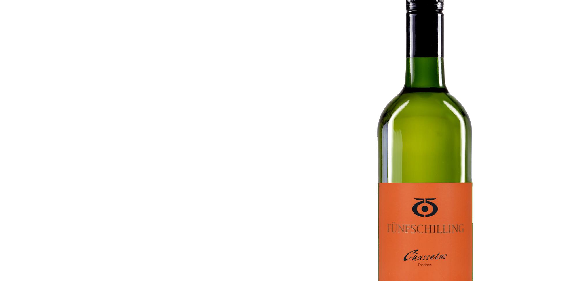 Fünfschilling Weißwein Chasselas