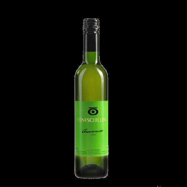 Fünfschilling Weißwein Gewürztraminer Lieblich