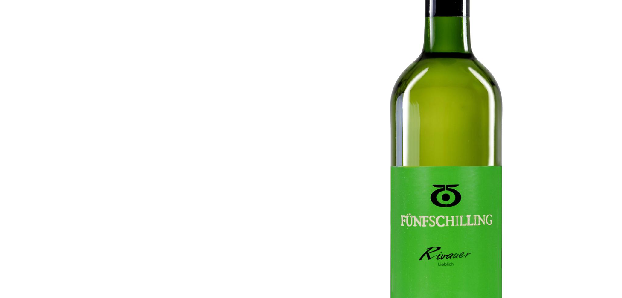 Fünfschilling Weißwein Rivaner