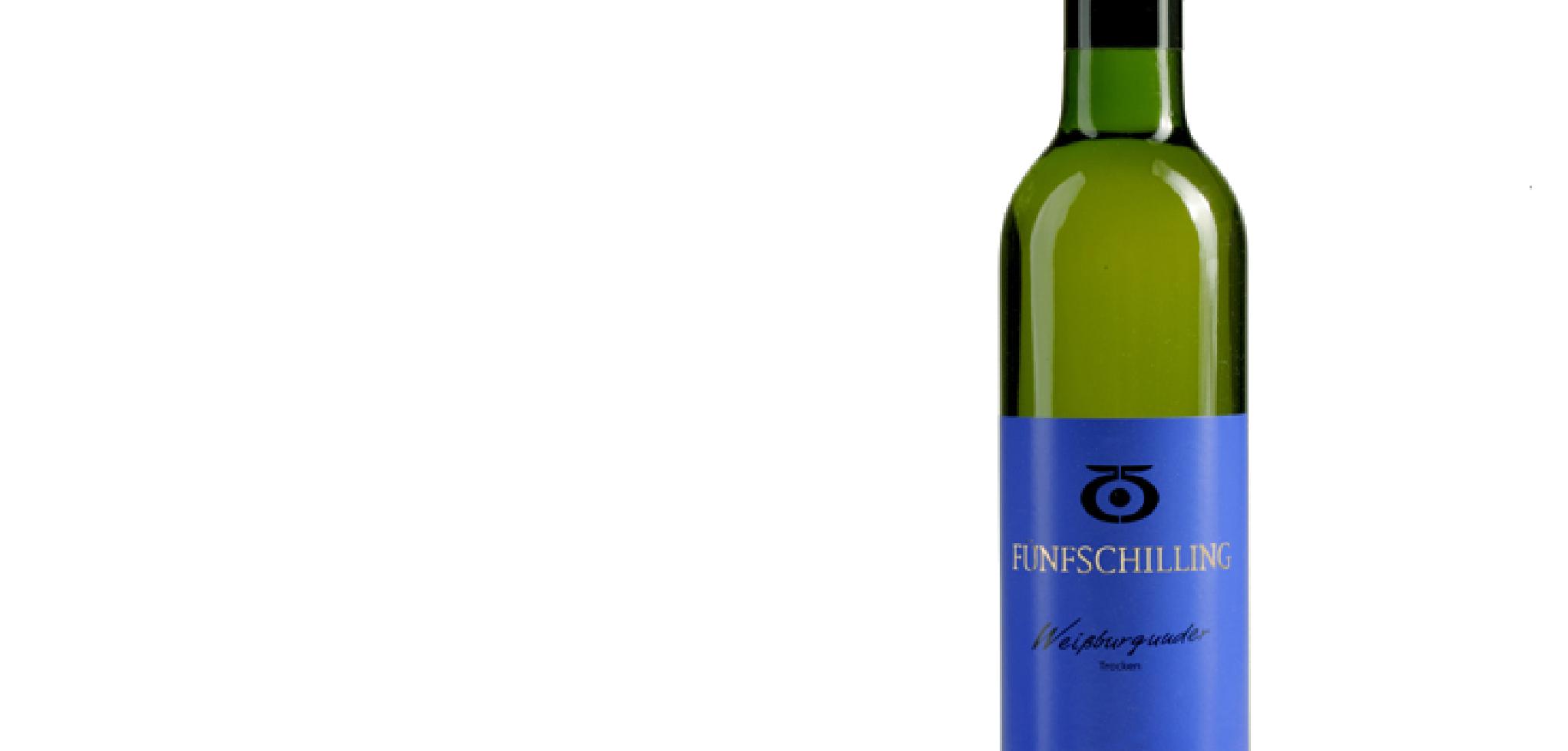 Fünfschilling Weißwein Weißburgunder