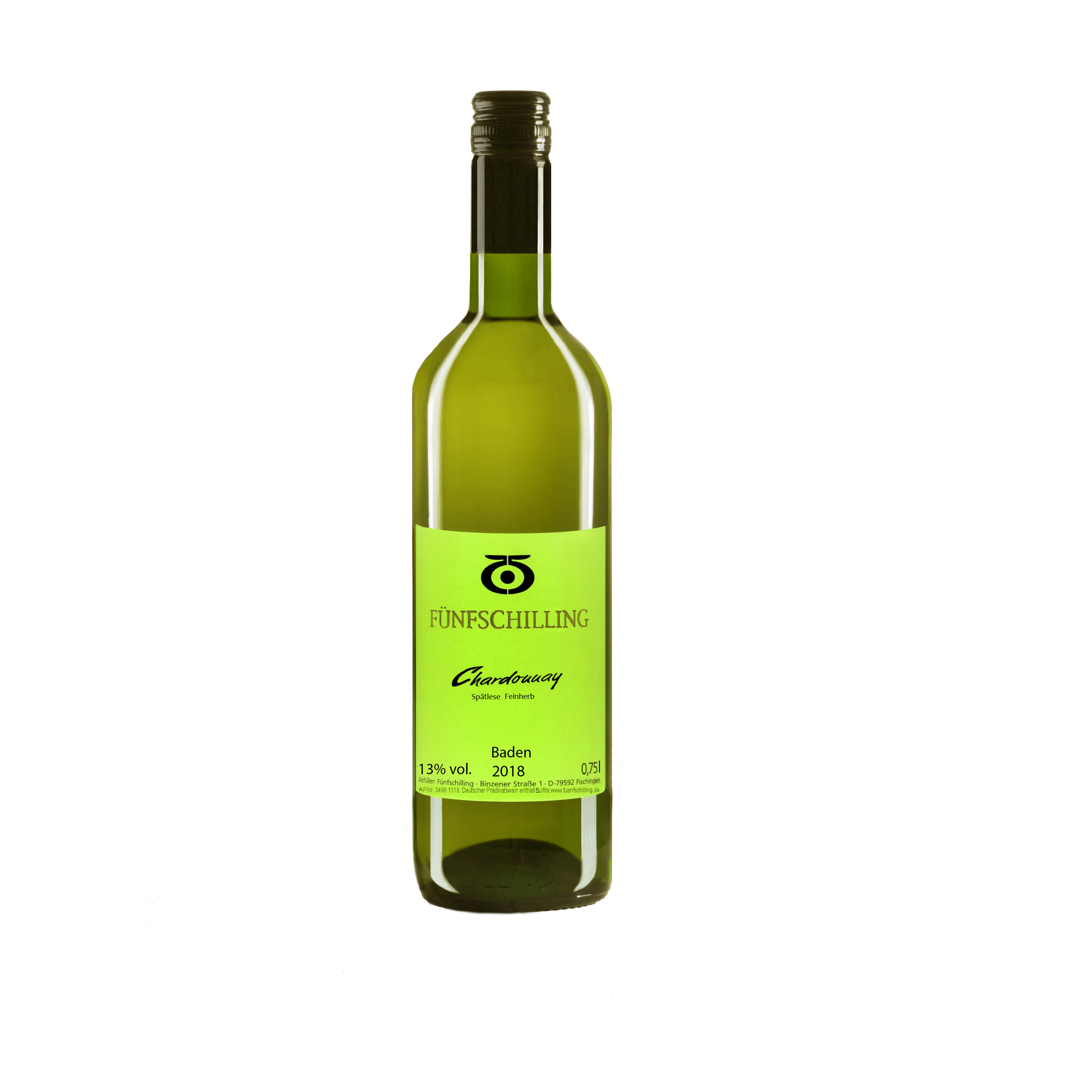 Chardonnay Kabinett Feinherb