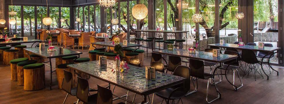 Fünfschilling Restaurant Drinnen