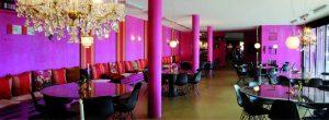 Fünfschilling Veranstaltungsraum Pink