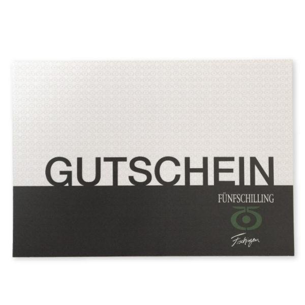 Fünfschilling Hof Gutschein