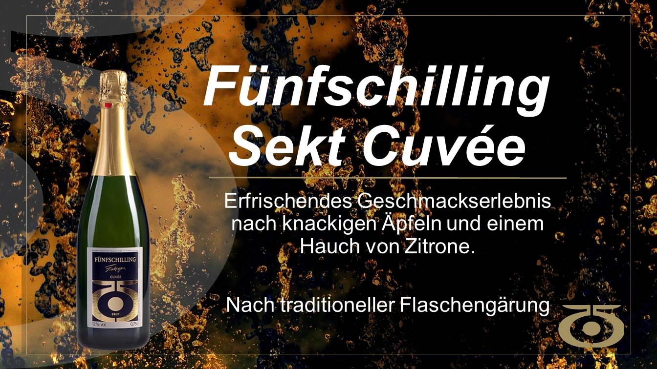 Cuvee-sekt-website