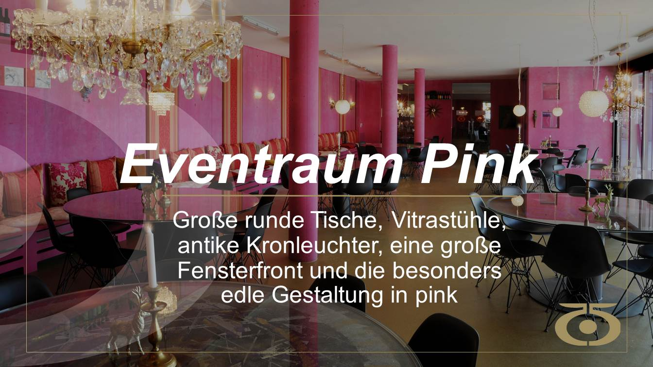 Eventraumpink Website