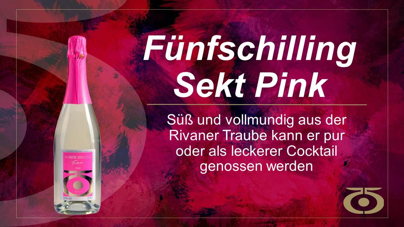 Sekt Pink Pink