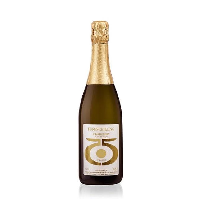 Fünfschilling Chardonnay Sekt Blanc De Blanc Extra Brut