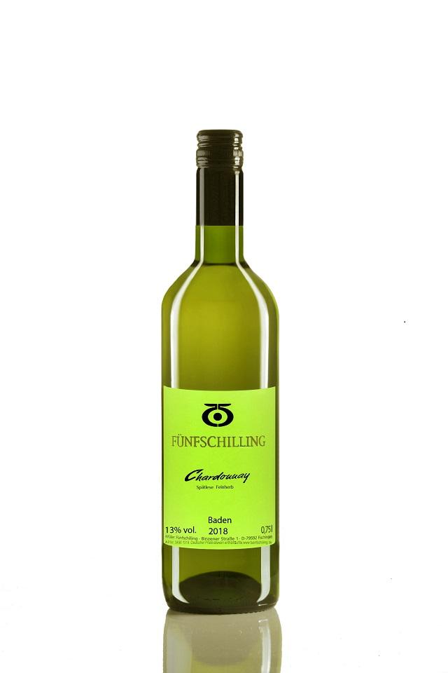 Chardonnay Spätlese Feinherb
