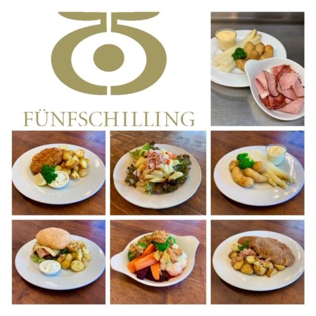 Gerichte Restaurant mai 20